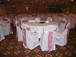 Chair Covers For Wedding White Chair Covers Venue Decorations Ebay