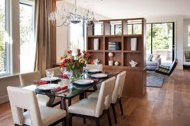 dining room serving cabinet san francisco room dividers nyc dining contemporary with chandelier