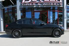 bmw form bmw 3 series with 20in niche form wheels exclusively from butler