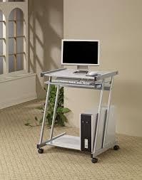 Desktop Computer Desk Best 25 Mobile Computer Desk Ideas On Pinterest Floating