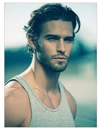 boys haircuts for thick wavy hair mens medium length side part hairstyles together with mens