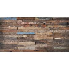 recycled wood recycled wood 3d design decorative wood panels 1 box 2 m