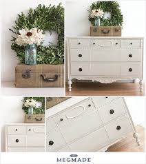 Shabby Chic Dressers by Shabby Chic Dresser Megmade