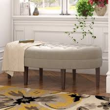 Bathroom Ottoman 16 High Ottoman Wayfair
