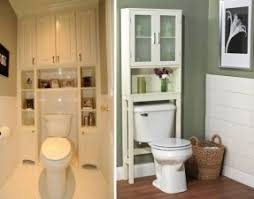 modern over the toilet storage foter