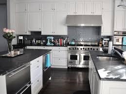 Kitchen White Cabinets Black Countertops Countertops U0026 Backsplash Best Backsplash For White Cabinets Dark