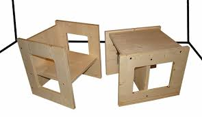 tavolo sedia bimbi adecomaison legno per i bimbi