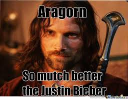 Aragorn Meme - aragorn by recyclebin meme center