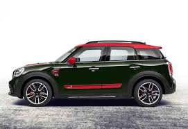 car pro new mini john cooper works countryman amps up performance