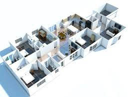 3d floor plan for a building company mudgee nsw3d rendering