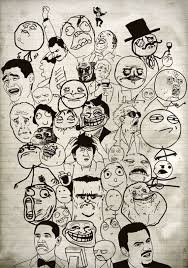 All The Meme Faces - troll faces random cosas pinterest troll face memes and