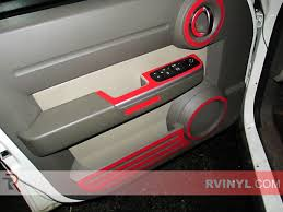 2007 Dodge Nitro Interior Door Handle by Dodge Nitro 2007 2011 Dash Kits Diy Dash Trim Kit