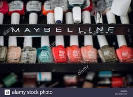 berlin germany 07th july 2015 nail polish of the brand stock