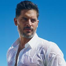Rugged Hair Joe Manganiello Slicked Back Hairstyle Slick Back Hair For Men