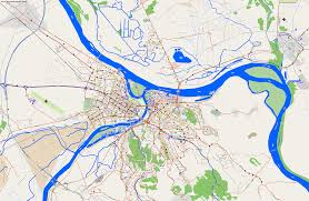 Map Of Serbia Info Map Of Belgrade Travel