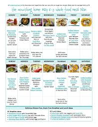 bi weekly whole food meal plan for may 8 u201321 u2014 the better mom