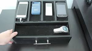 Desk Valet Charging Station Best Charging Station Organizer Iphone Cell Phones And