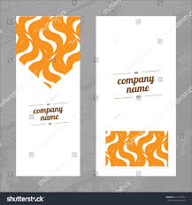 design invitation thank you card save stock vector 319119470