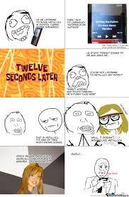 Musically Oblivious 8th Grader Meme - musically oblivious 8th grader in class by xeotroid meme center
