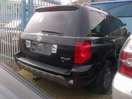 2005 honda pilot colors honda pilot tokunbo 2005 just clean autos nigeria