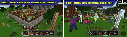 survivalcraft apk planet of cubes survival craft apk version 4 4 4