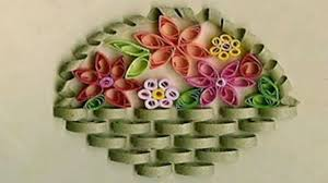 quilling a paper craft for kids video dailymotion