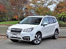 custom subaru forester 2017 subaru forester 2 5i touring road test review carcostcanada