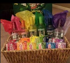 raffle gift basket ideas jello basket gift or theme basket ideas jello