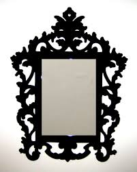 bathroom astounding baroque mirror with unique frame for bathroom better homes and gardens mirrorand round baroque mirror with golden frame for wall decorating