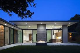 Midcentury Modern House - residence in los altos by modern house architects plastolux
