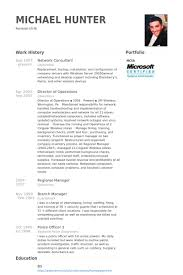 Consulting Resume Example by Network Consultant Resume Samples Visualcv Resume Samples Database
