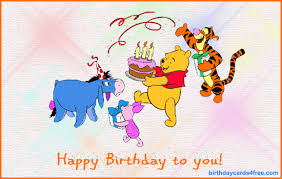 birthday ecards free 7 free happy birthday cards formal letter