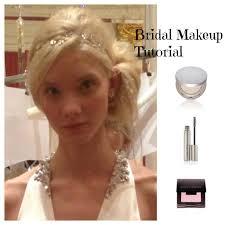 bridal makeup tutorial bridal makeup tutorial featuring mercier baking beauty