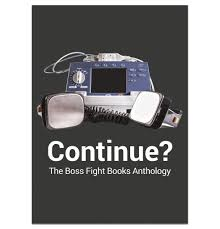 continue boss fight books anthology