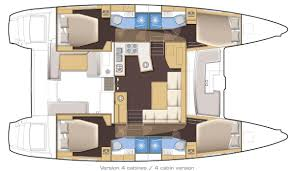 Cabin Layouts Lagoon 450 Sportop The Multihull Group Tmg Part 333