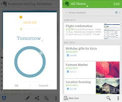 android reminders evernote adds custom reminders to its android app