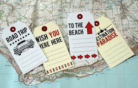 travel tags images Exclusive travel tags scrapbook printables jpg