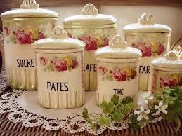 vintage ceramic kitchen canisters 115 best vintage german canisters images on