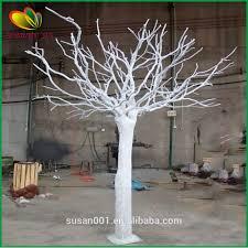 cheap price artificial tree trunk no leaves fiberglass artificial
