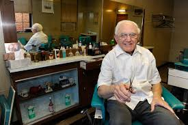 melrose u0027s u0027mike the barber u0027 reflects on 57 years in the city
