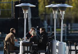 Restaurant Patio Heaters by Top Bars With Heated Patios In Philadelphia Cbs Philly