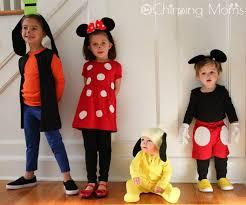 Minnie Mouse Halloween Costume Diy 25 Goofy Costume Ideas Disney Characters