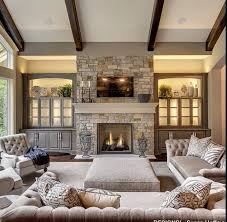 Best  Fireplace Living Rooms Ideas On Pinterest Living Room - The living room interior design