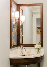 Powder Room Mississauga - vintage powder room home decorating interior design bath