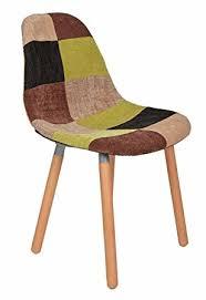chaise rembourrée ts ideen 1 x design chaise rembourrée retro ées 50 bar cuisine
