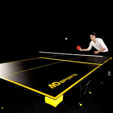 table tennis games tournament ping pong table tennis folding tournament size game set indoor