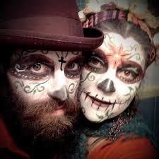 Bearded Halloween Costume Image Result Skeleton Face Paint Beard Halloween