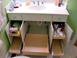 bathroom counter storage ideas home design ideas