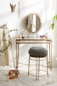Makeup Table 21 Vanity Tables Beauty Junkies Will Love Brit Co