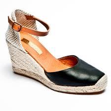 black wedge espadrilles ladies wedge sandals espadrille co uk